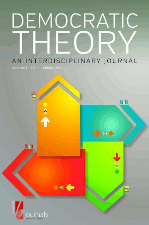 Democratic Theory Volume 7 Issue 2: Democracy in the Time of COVID-19. Guest Editors: Afsoun Afsahi, Emily Beausoleil, Rikki Dean, Selen A. Ercan, Jean-Paul Gagnon (2020)