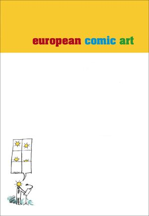 Cover European Comic Art