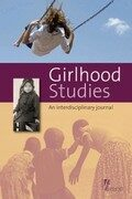 Cover Girlhood Studies