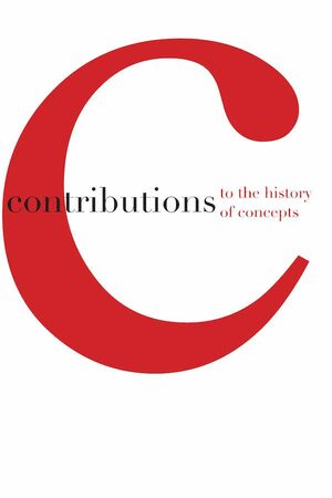 Cover Contributions to the History of Concepts