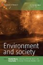 Cover Environment and Society