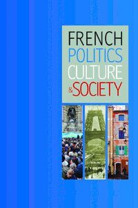 Cover French Politics, Culture & Society