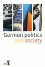 Cover German Politics and Society