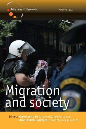 Cover Migration and Society