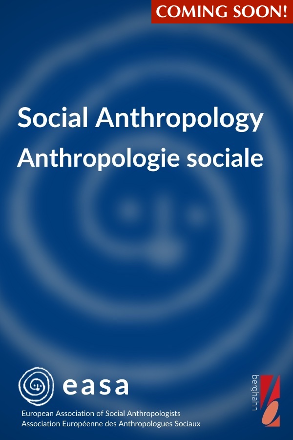 Social Anthropology/Anthropologie sociale